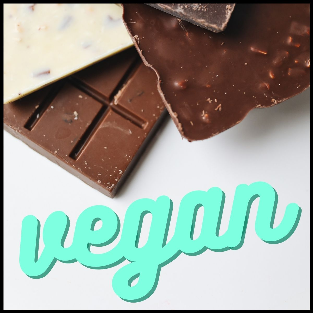 vegan chocolate - brands, where to buy