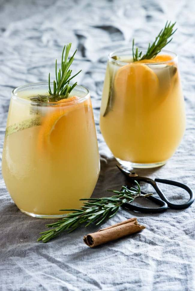 Mulled Pear Juice
