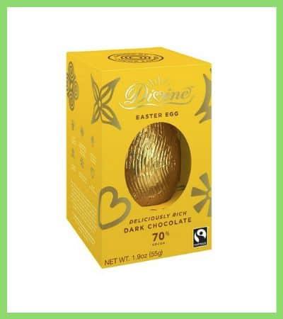 Divine Dark Chocolate Easter Egg