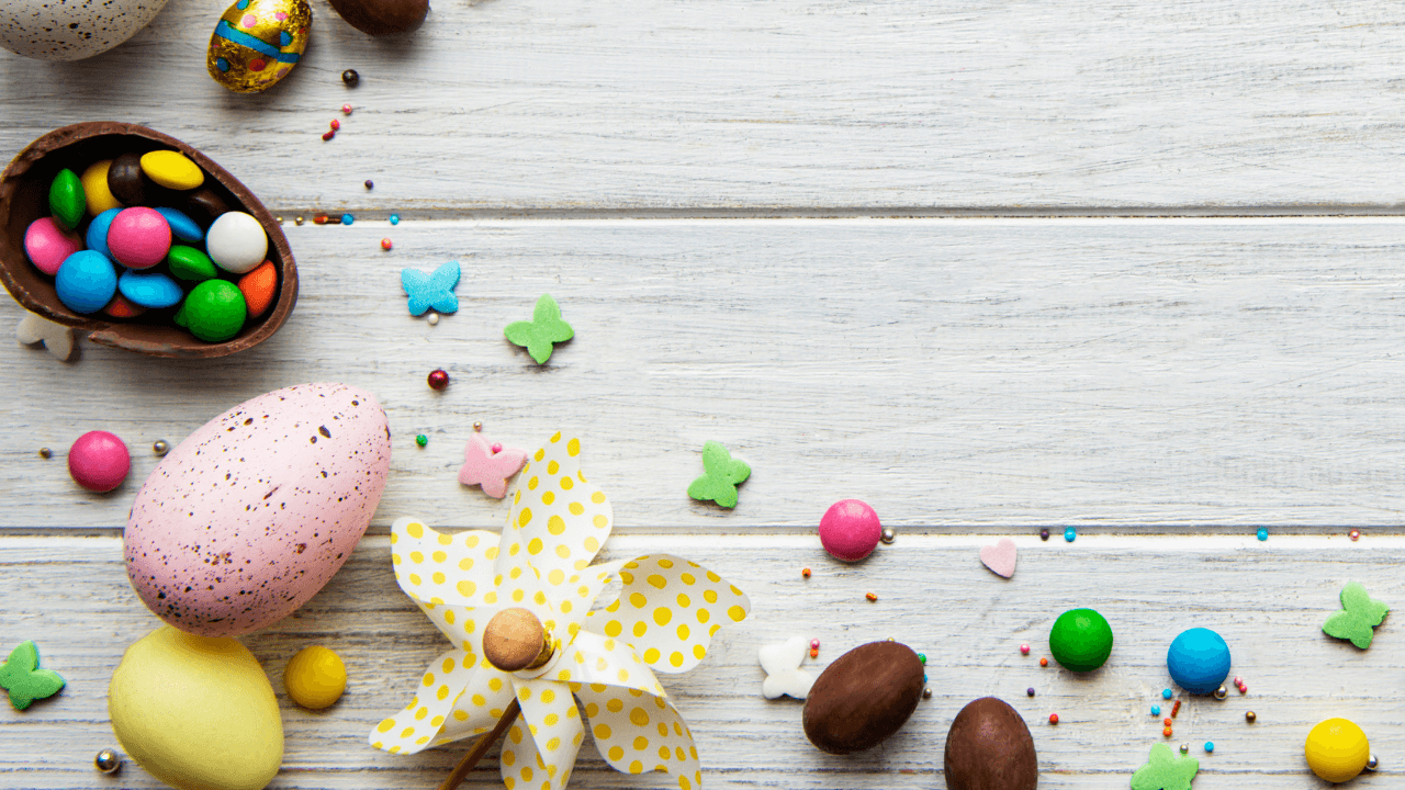 vegan Easter candy list
