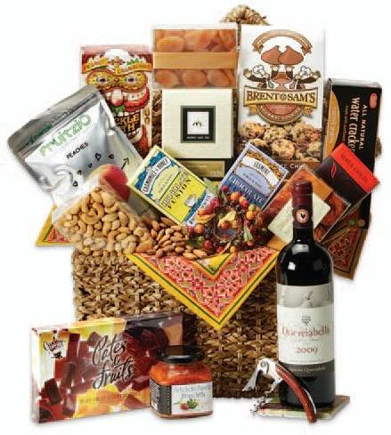 Mel & Rose The Ultimate Vegan Gift Basket